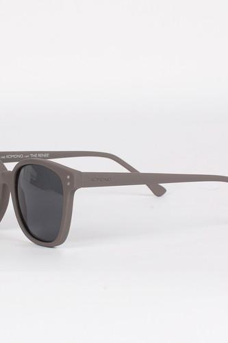 Фото - Очки KOMONO Renee (Desert-Sand-Rubber) очки komono benicio black tortoise