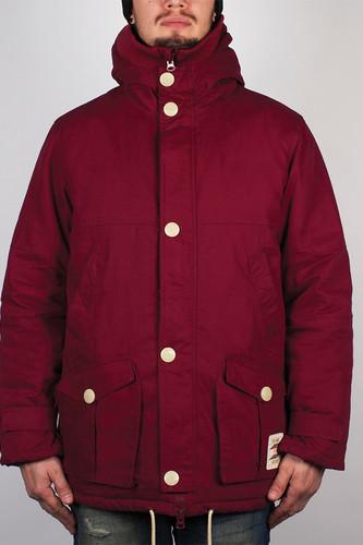 Куртка TRUESPIN Soldier FW14 (Burgundy, XL) шапка truespin native winter burgundy