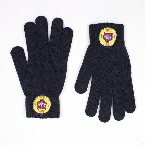 Перчатки TRUESPIN Bite Touchgloves (Navy, O/S) цена