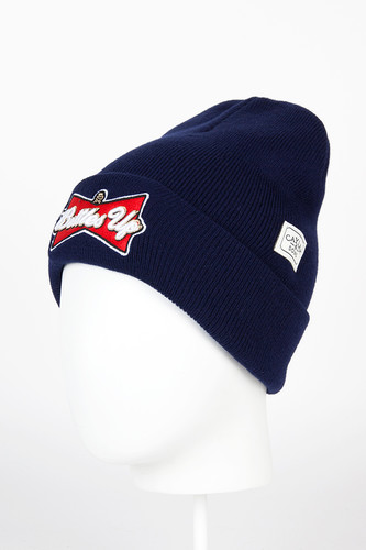 Шапка CAYLER & SONS Bottles Up Beanie (Navy/Red/Brown) шапка cayler
