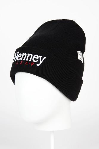 Шапка CAYLER & SONS Henney Beanie (Black/White/Red)