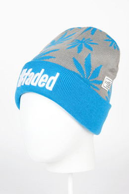 Шапка CAYLER & SONS #faded Beanie Grey/Blue/White