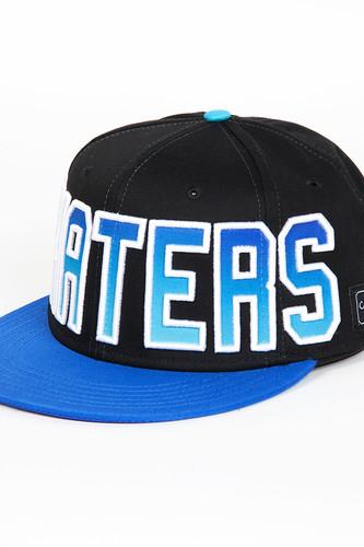 Бейсболка CAYLER & SONS Hi Haters Cap (Black/Fading Blue/Blue, O/S)