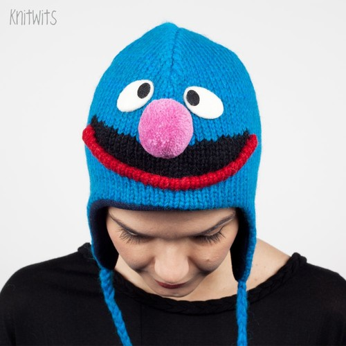 Шапка KNITWITS Grover (Blue)