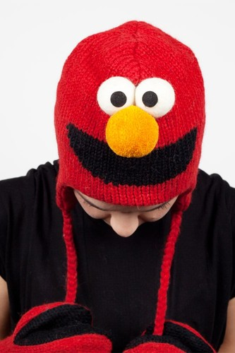 Шапка KNITWITS Elmo (Red)