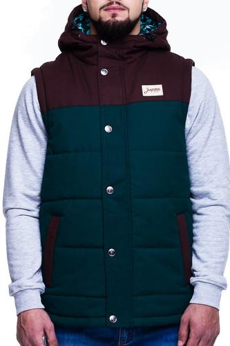 Жилет ЗАПОРОЖЕЦ Duck Vest (Green, 2XL)