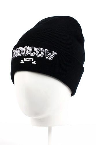 Шапка TRUESPIN Moscow (Black) шапка truespin native winter burgundy