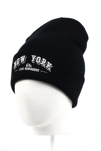 Шапка TRUESPIN New York (Black)