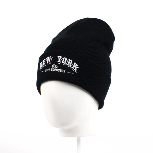 Шапка TRUESPIN New York (Black) шапка truespin new york black