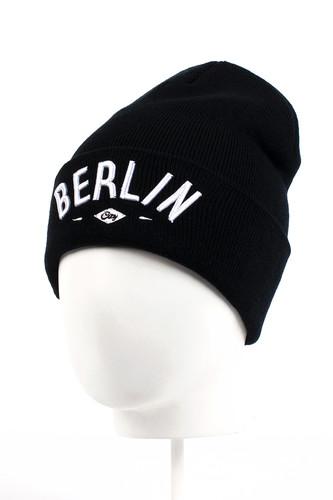 Шапка TRUESPIN Berlin (Black) шапка truespin native winter burgundy