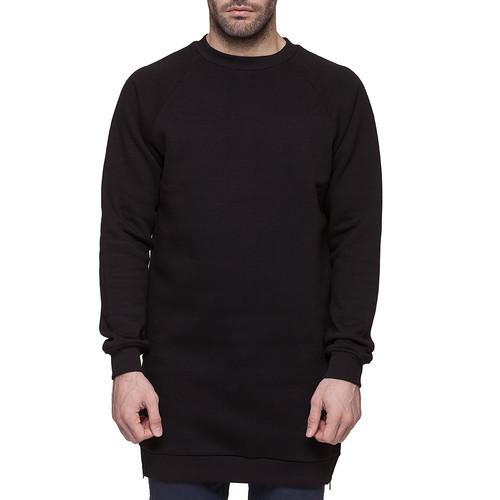 Толстовка SKILLS Long Crewneck m2 (Black, XL)