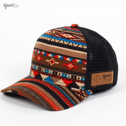 Бейсболка DJINNS Hft Aztec (Black, O/S)