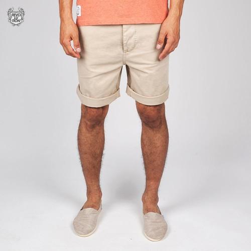 цена Шорты REVOLUTION Norris Shorts (Khaki, 36) онлайн в 2017 году