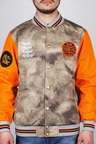 Куртка CROOKS & CASTLES Brawler's 2 (Desert-Camo-Tangeri, M)