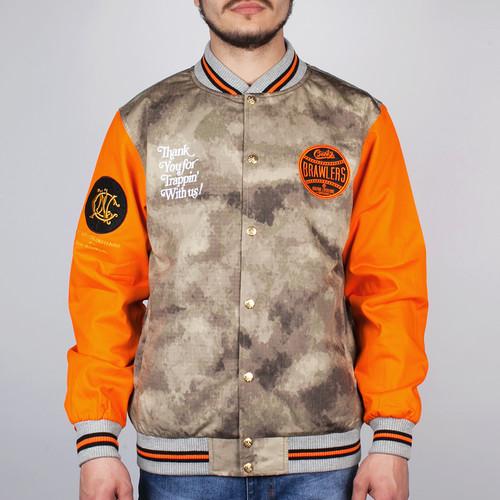 Куртка CROOKS & CASTLES Brawler's 2 (Desert-Camo-Tangeri, M) куртка crooks