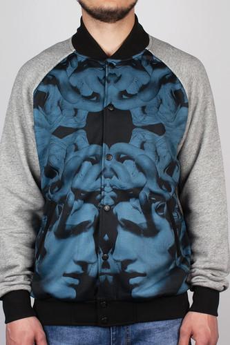 Куртка CROOKS & CASTLES Hellenist (Speckle-Grey, S)