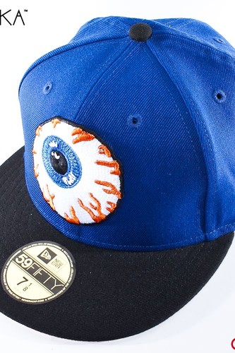 Бейсболка MISHKA Keep Watch New Era SP121705E (Royal, 7 1/8) бейсболка new era wool black bos 7 5 8