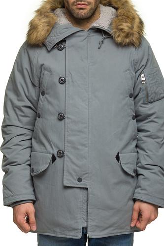 Куртка EXTRA Lorac (Grey, L)