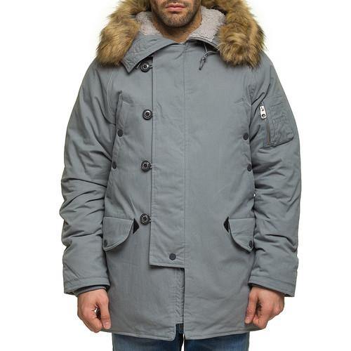 Куртка EXTRA Lorac (Grey, L) cnmf отдельно высад куртка l
