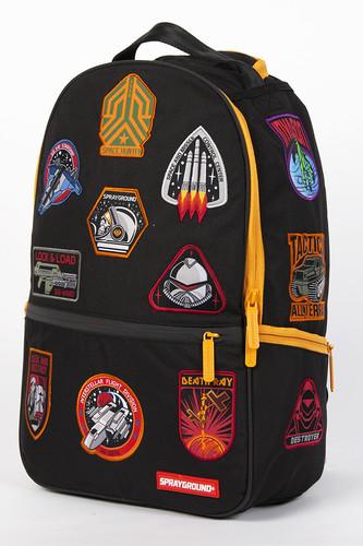 Рюкзак SPRAYGROUND Space Hunter Backpack (B215-Multicolor)