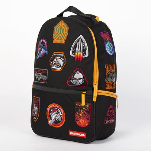 цена Рюкзак SPRAYGROUND Space Hunter Backpack (B215-Multicolor) онлайн в 2017 году