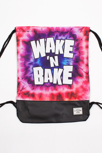 Сумка CAYLER & SONS Wake n Bake Gym Bag (Mc/Black)