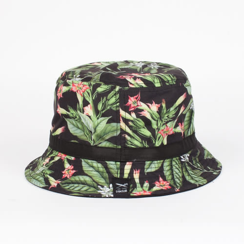 Панама IRIEDAILY Coffee Bucket Hat (Black-700, M)