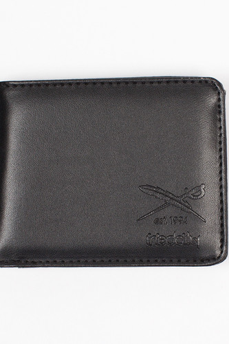 цена на Кошелек IRIEDAILY Steady Flag Wallet (Black-700)