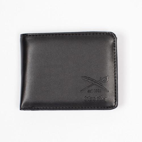 Кошелек IRIEDAILY Steady Flag Wallet (Black-700)