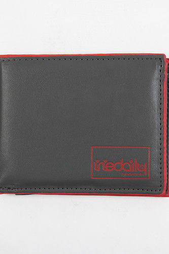 Кошелек IRIEDAILY Styled Berlin Wallet (Anthra Red-722)
