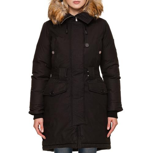 Куртка BIO CONNECTION 901 женская (Черный, XS)