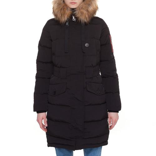 Куртка BIO CONNECTION 701 женская (Черный, M)