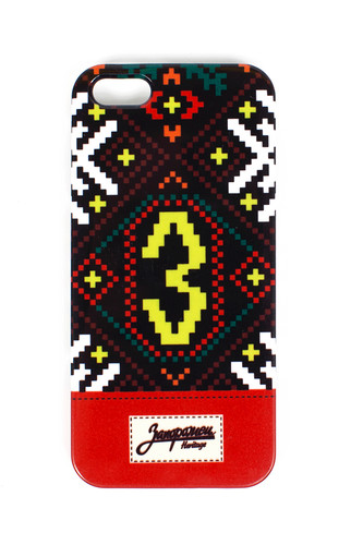 Чехол ЗАПОРОЖЕЦ Орнамент (Multi, iPhone 6/6S) цена