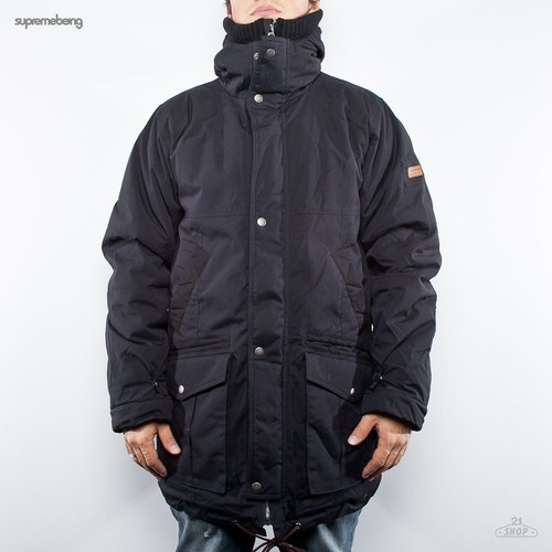лучшая цена Куртка SUPREMEBEING Overhang Jacket FW12 (Black, M)