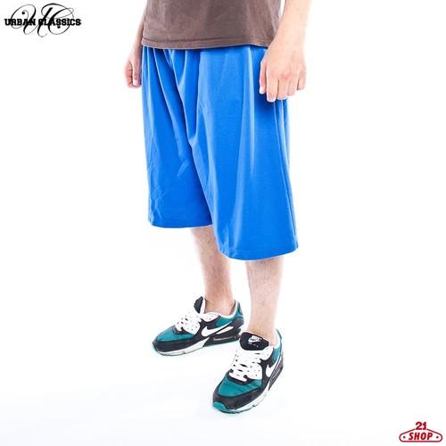 Шорты URBAN CLASSICS Bball Mesh Shorts (Turquoise, S) жилетка urban classics jersey button vest turquoise grey s