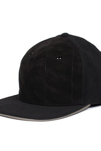 Бейсболка KANGOL Quilted Links (Black-BK001, S) цена