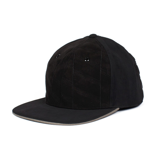 Бейсболка KANGOL Quilted Links (Black-BK001, S)