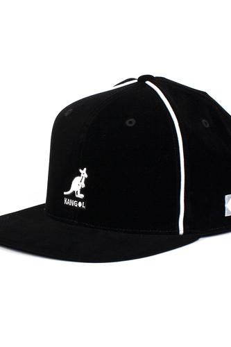 Бейсболка KANGOL Track Links (Black-BK001, O/S) цена