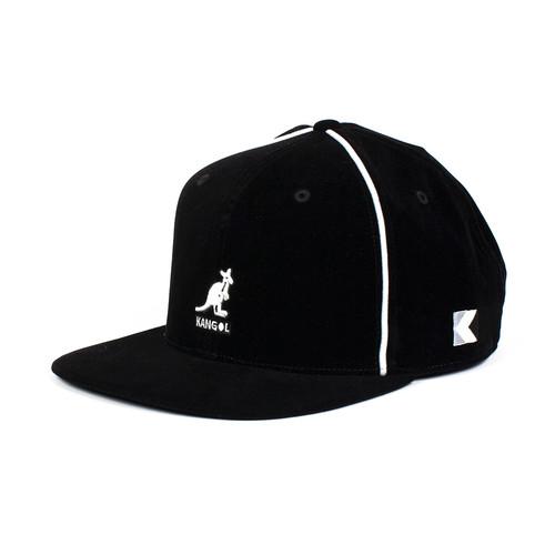 Бейсболка KANGOL Track Links (Black-BK001, O/S)