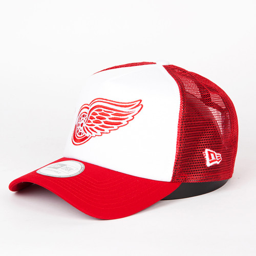 Бейсболка NEW ERA Hockey Trucker Detred (Red, O/S) все цены