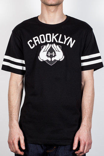 Футболка CAYLER & SONS The Bridge Tee (Black-White, L) футболка cayler