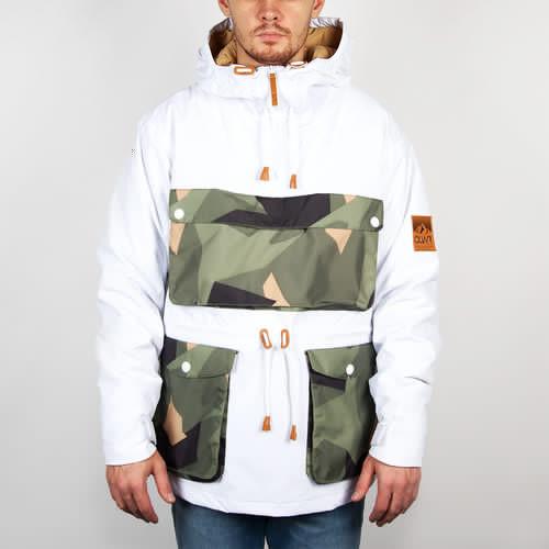 купить Куртка CLWR Anorak (White, M) по цене 4451 рублей