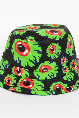 Панама MISHKA Keep Watch Bucket Hat (Green, S/M) толстовка mishka kirby camo keep watch pullover hoodie black m