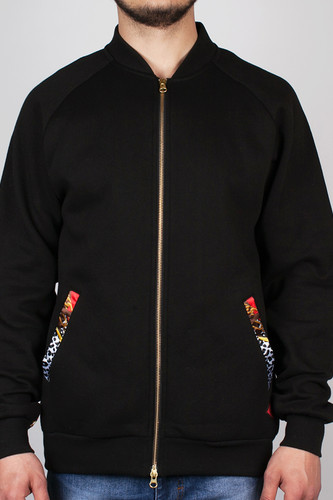 Куртка CROOKS & CASTLES Regalia (Black, L)