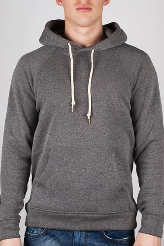 цены Толстовка OBEY Lofty Creature Comfort Hood Pullover (Heather Grey, L)