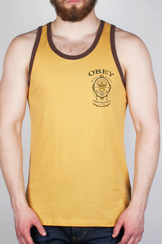 Майка OBEY Chronic (Honey-Gold-Brown, S)