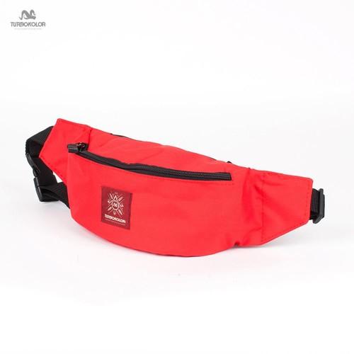 Сумка TURBOKOLOR Hip-Bag Basic FW13 (Red)