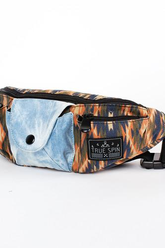 Сумка TRUESPIN Indigo Waist Bag (Indigo-Blue)