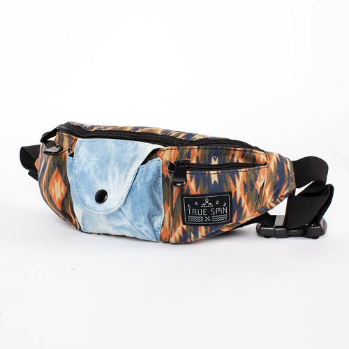 цена на Сумка TRUESPIN Indigo Waist Bag (Indigo-Blue)