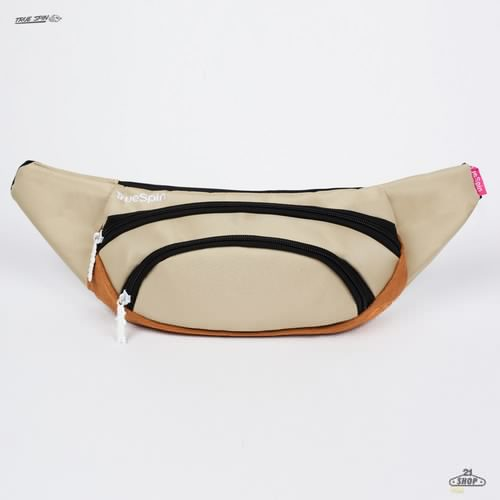 Сумка TRUESPIN Waist Bag (Beige-Brown) цена